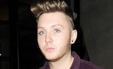 The X Factor's James Arthur gets tips from guest mentor Mary J Blige