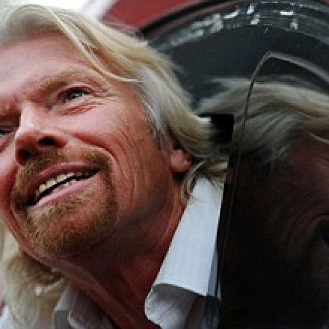 Virgin Atlantic boss: Sir Richard Branson (Picture: AFP/GettyImages)