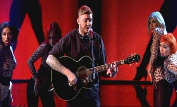 The X Factor's James Arthur accused of ripping off YouTube hit Only1Noah