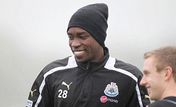 Shola Ameobi: Brother Sammy can exceed my achievements at Newcastle