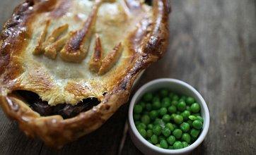 Cook this tonight: Wild mushroom pie recipe
