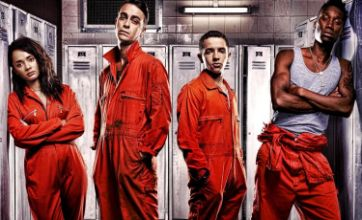 Misfits fans go into mourning on Twitter as last ever episode airs