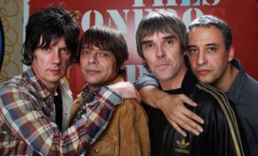 Stone Roses' Made Of Stone film tickets sell out in less than 60 seconds