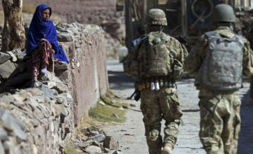 Afghanistan: Two British soldiers shot dead in police checkpoint attack
