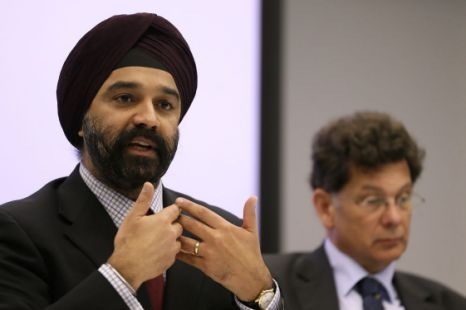 Dr. Harpal Kumar, Chief Executive of Cancer Research UK