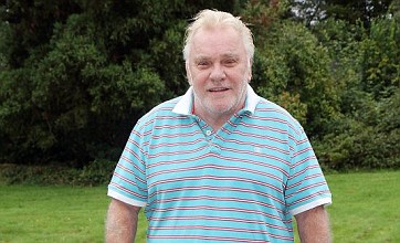 Freddie Starr 'threatens reporters' camped outside mansion