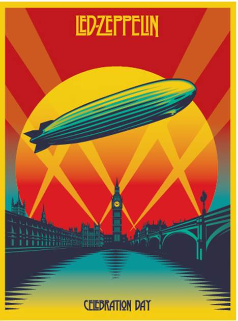 Led Zeppelin – A band for life not just for Christmas