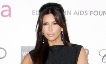 Kim Kardashian 'target of death threats after Israel tweet'