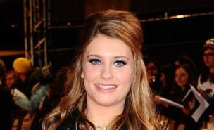 Ella Henderson has said that Adele would be one of her dream duet partners (Pic: PA)