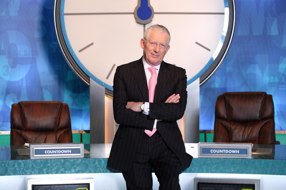 Countdown is currently hosted by Nick Hewer (Picture: Channel 4)