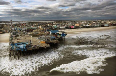 New Jersey, Sandy