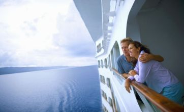 Don't fancy flying to Australia? Take a return trip on a cruise ship instead