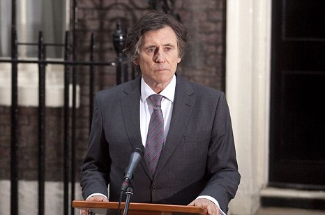 Gabriel Byrne, Secret State