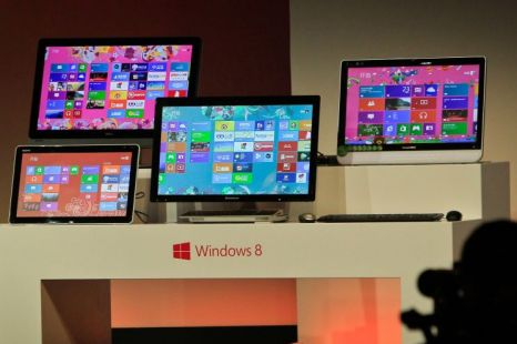 Microsoft, Windows 8, Surface