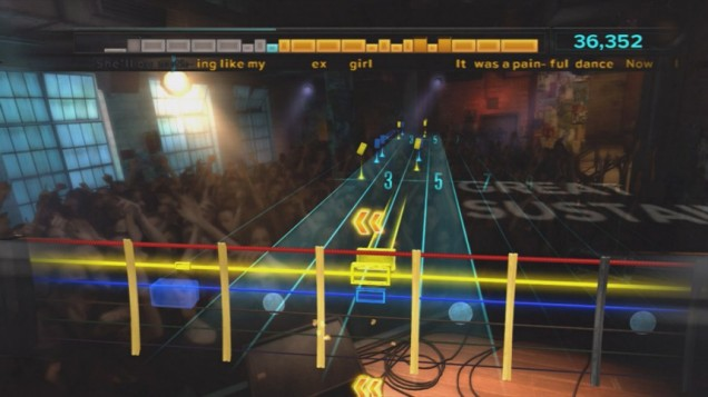 Rocksmith (360) - it rocks, but will you?
