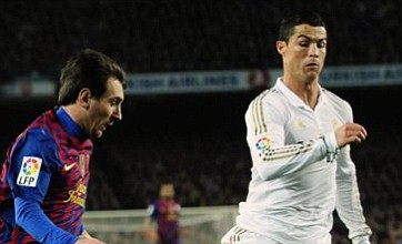 869 is the magic number for Lionel Messi and Cristiano Ronaldo