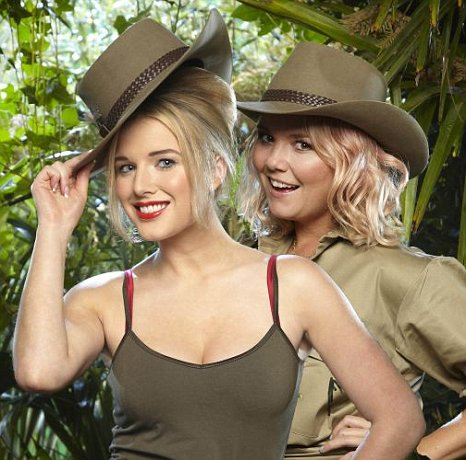 Helen Flanagan, Charlie Brooks, I'm A Celebrity...Get Me Out Of Here!