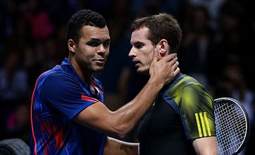 Andy Murray defeats Jo-Wilfried Tsonga to reach ATP semi-finals