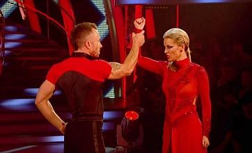 Strictly judges tell Denise Van Outen to get rid of partner James Jordan