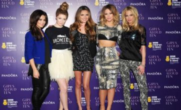 Girls Aloud debut new song Beautiful 'Cause You Love Me on Radio 2