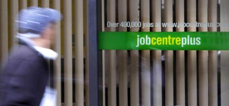TUC, unemployment, job search, job centre