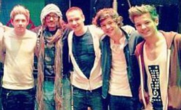 One Direction perform private gig for Johnny Depp at his LA home