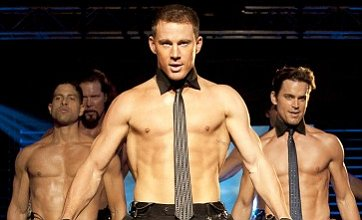 Channing Tatum crowned sexiest man alive by People magazine