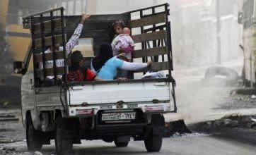 Syria civil war: Warnings over psychological scars of child survivors