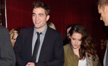 Kristen Stewart ditches the glamour for scruffy look after Twilight premiere