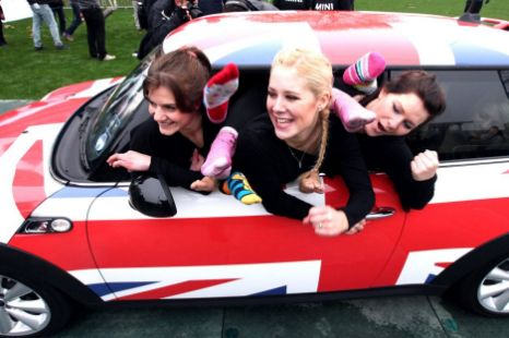 Most People Crammed In A Mini, world record