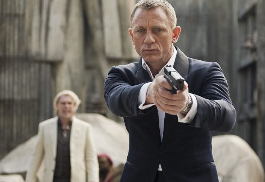 Top 10 biggest ever UK box office hits: Skyfall has got competition