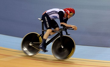 Ed Clancy prepares to take Sir Chris Hoy's place at Track World Cup