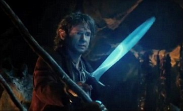 Blibo plays the hero in The Hobbit: An Unexpected Journey new TV spot