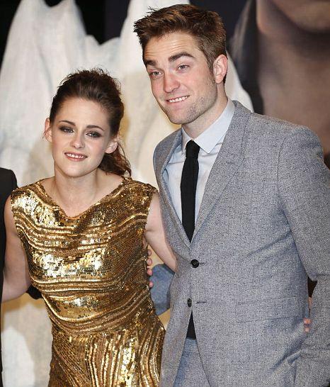 Kristen Stewart, Robert Pattinson, The Twilight Saga: Breaking Dawn Part 2'