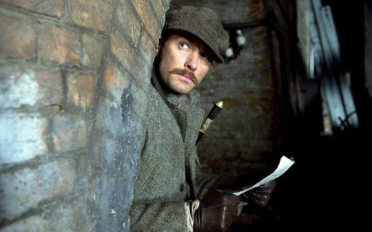 Jude Law confirms Sherlock Holmes 3 but says start date has