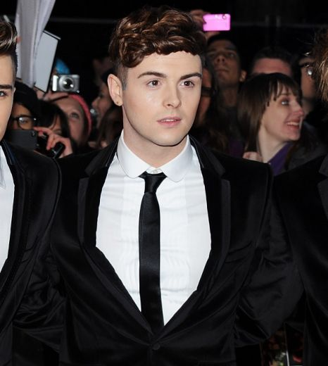 Union J Jaymi Hensley