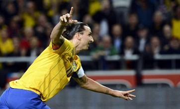Zlatan Ibrahimovich's wonder strike gave Sweden unmerited win: Hodgson