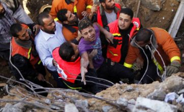 Death of Gaza's innocents: Deadliest day yet during new conflict with Israel