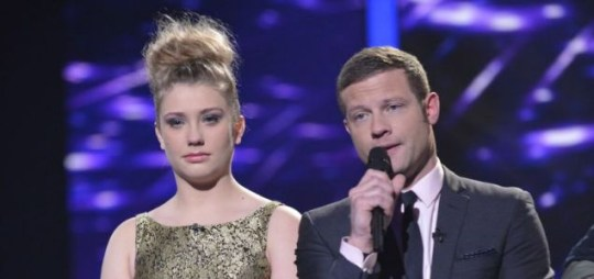 Ella Henderson, X Factor elimination