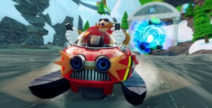 Sonic & All-Stars Racing Transformed – your mileage may vary