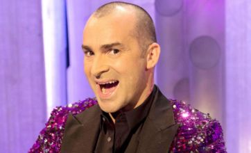 Louie Spence axed from Dancing On Ice to make way for Jason Gardiner