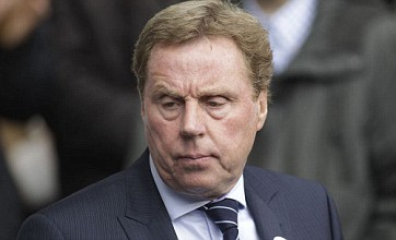 Ukraine confirms approach to Harry Redknapp over national team job