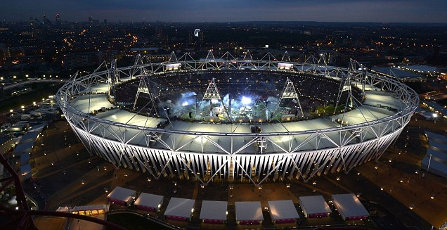 Olympic Stadium can only be redeemed now by unhappy Hammers – unfortunately