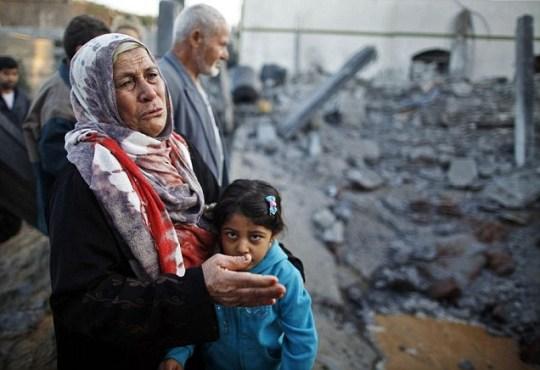 Gaza Israel and Hamas easefire