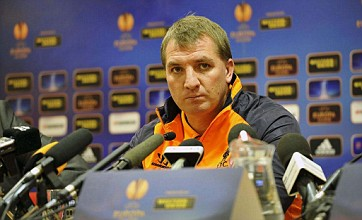Brendan Rodgers delighted with support from Liverpool's owners