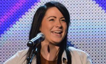 X Factor star Lucy Spraggan: Women keep throwing bras at me