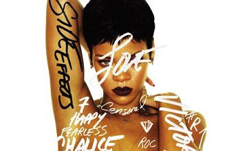 Rihanna's Unapologetic is a deeply personal confessional