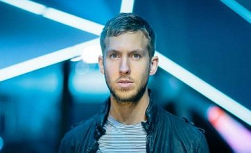 Calvin Harris: I really had to chase Florence Welch to feature on my track