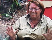 Rosemary Shrager is new I'm A Celebrity favourite after Eric Bristow run-in