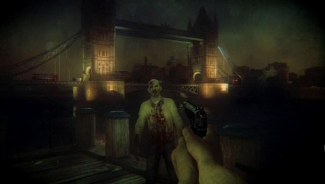 ZombiU (Wii U) – London calling